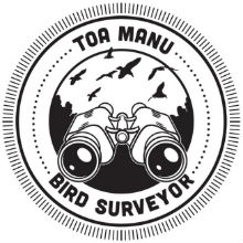 Bird surveyor badge.