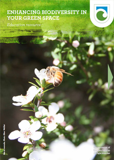 Enhancing biodiversity in your green space cover.