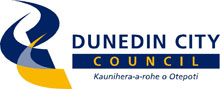 Dunedin City Council logo.