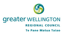 Greater Wellington Regional Council logo.
