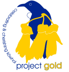 Project Gold logo.