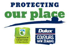 Protecting Our Place logo.