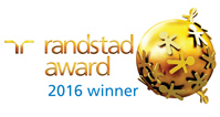 Randstad Award 2016 winner.