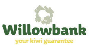 Willowbank logo.