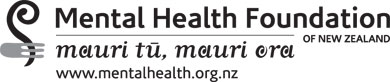 Mental Health Foundation logo.