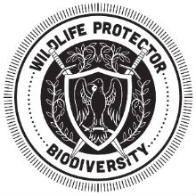 Wildlife protector badge.