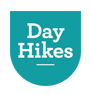 Day hikes logo.