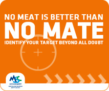 No meat is better than no mate logo.