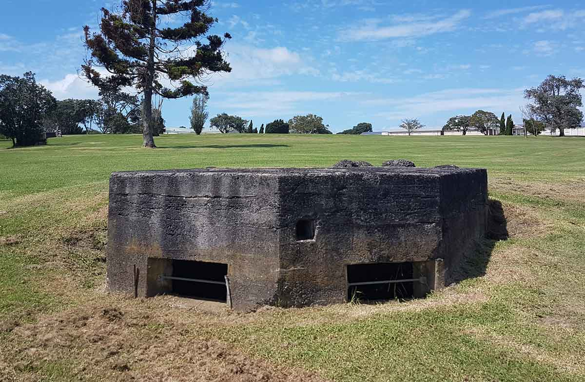 Fort Takapuna Historic Reserve: Places to go in Auckland
