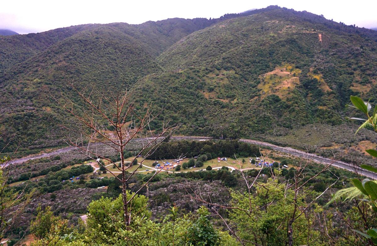Otaki Forks short walks: Tararua Forest Park, Kapiti region