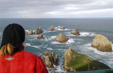 Nugget Point/Tokata view