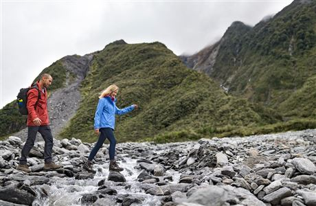 Fox Glacier / Te Ara o Tuawe Valley Walk.