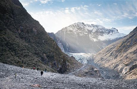 Fox Glacier / Te Ara o Tuawe Valley Walk