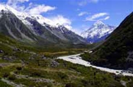 Kiwi Guardians around Aoraki/Mount Cook