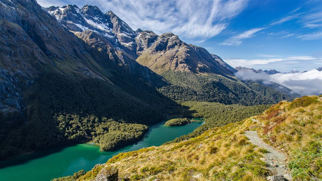 Back on track – Milford, Routeburn Great Walks to reopen this summer