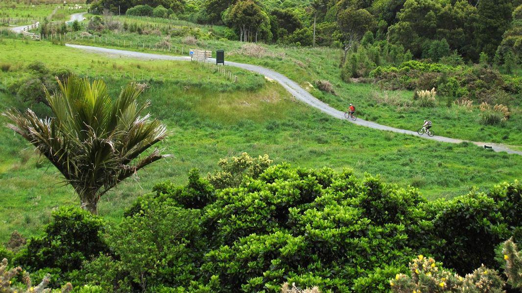 kapiti coast walk - Whareroa Farm