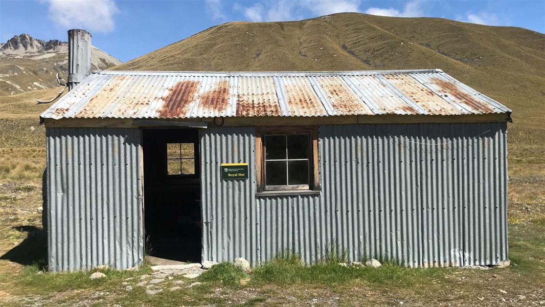 Royal Hut Te Kahui Kaupeka Conservation Park Canterbury Region