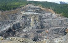 Mining on conservation land