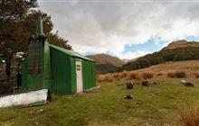 Bealey Spur Hut
