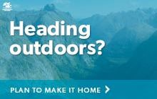 Safety in the outdoors: Know before you go
