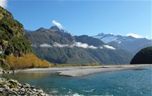 Mount Aspiring National Park: Places to go in Otago