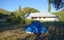 Acheron Accommodation House Campsite