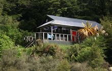 Mangahao Flats Hut