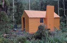 Arete Forks Hut