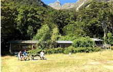Routeburn Flats Hut