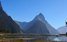 Milford Road/Milford Sound area: Fiordland National Park
