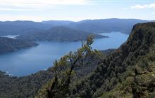 Lake Waikaremoana area: Te Urewera, East Coast region