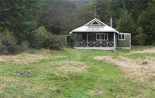 Mitre Flats Hut
