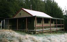 Hurunui Hut