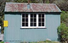St Winifreds Hut